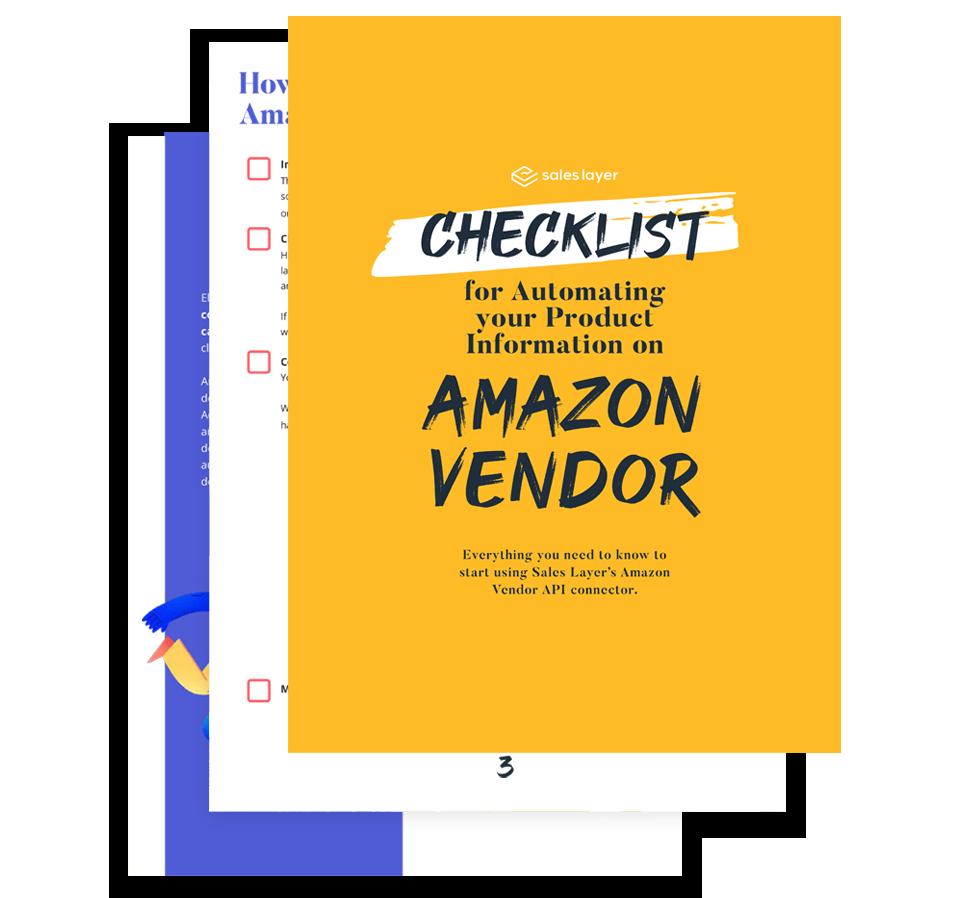Checklist Amazon Vendor API