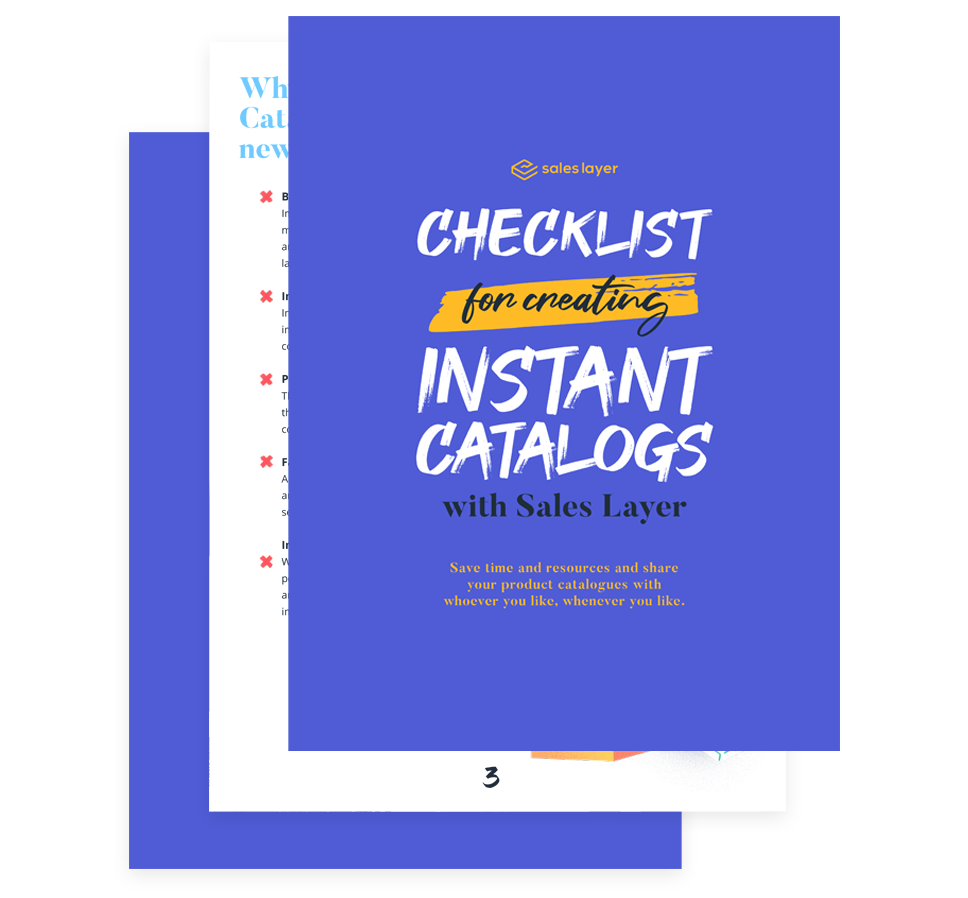 How to use Sales Layer's Instant Catalogs
