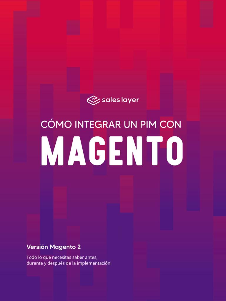 Cómo integrar PIM y Magento