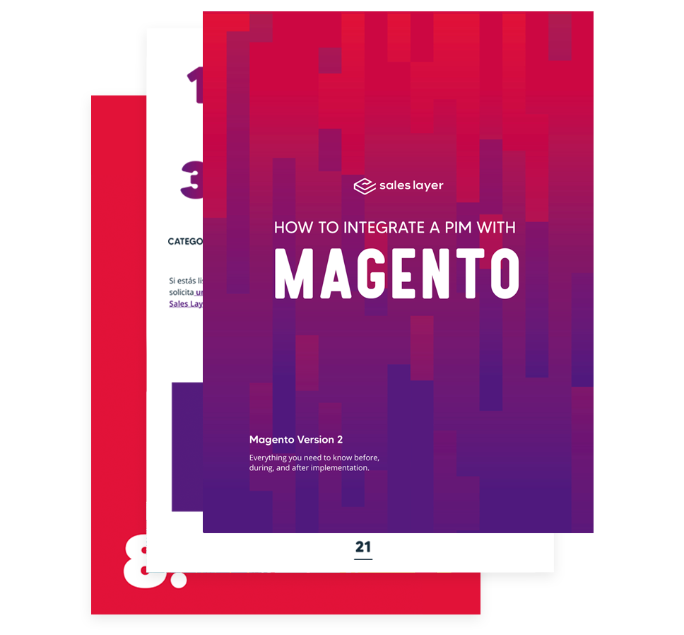 Guide to integrate Magento and PIM