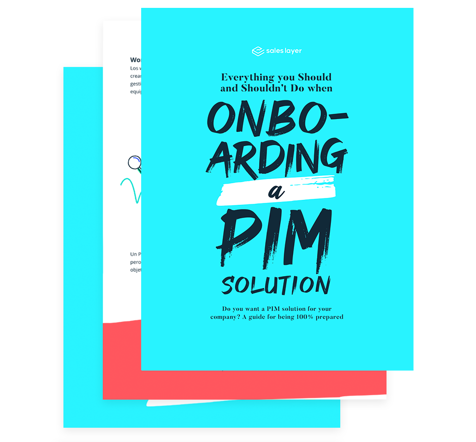 PIM onboarding guide