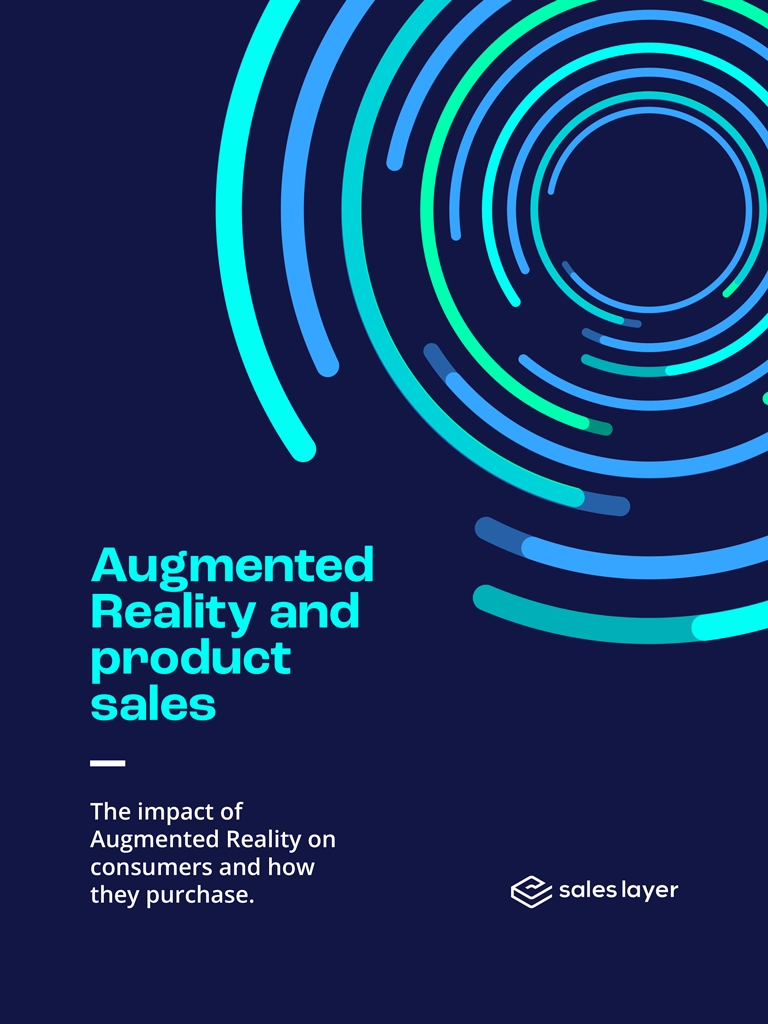 Augmented Reality and product sales