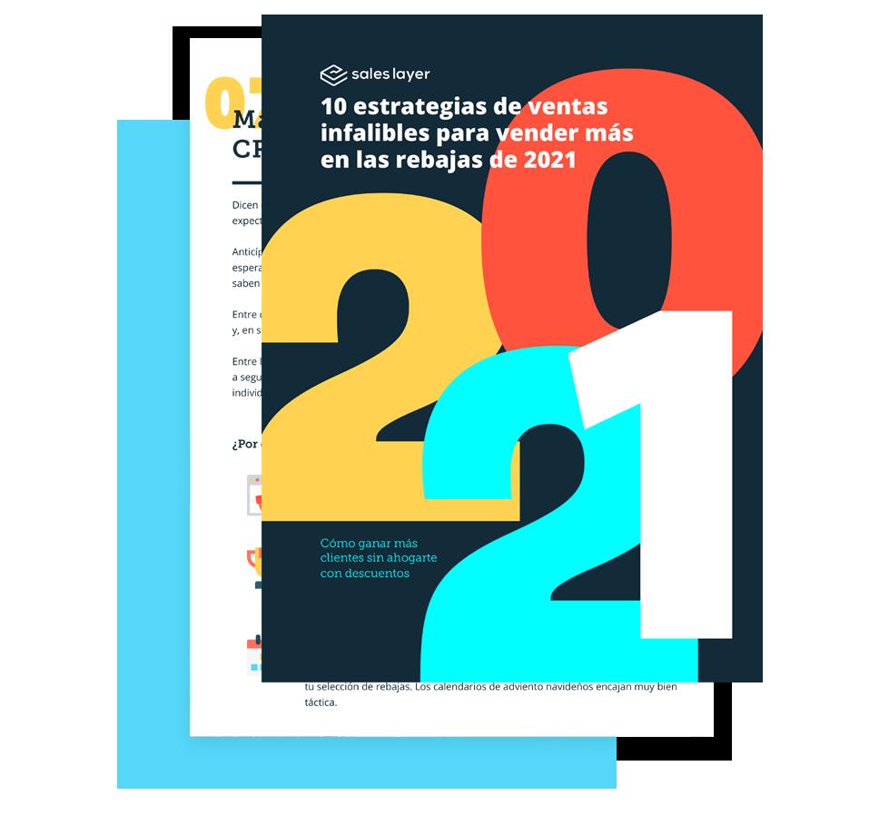 Estrategias de ventas en rebajas 2021