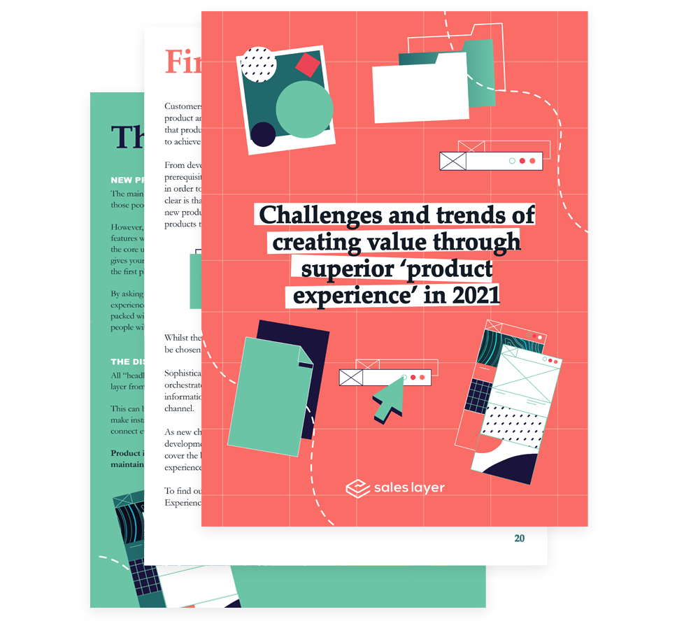 Challenges and trends for product experiencie in 2021